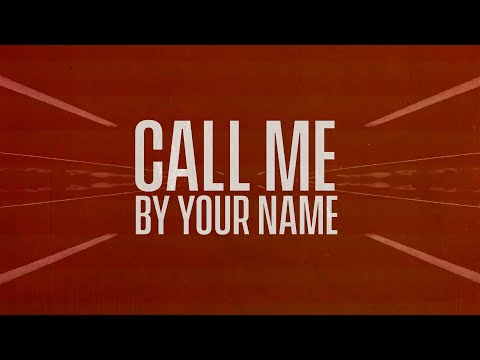 Thomas Dybdahl - Call Me By Your Name (Official Lyric Video)