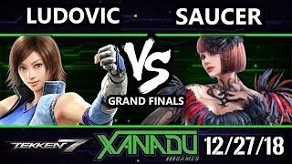 Download Video F@X 282 Tekken 7 - Saucer (Anna) Vs. Ludovic [L] (Asuka) T7 Grand Finals MP3 3GP MP4