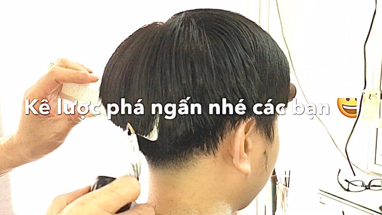 CHIA SẺ CÁCH CẮT KIỂU TÓC, Trên Nền Tóc Khó Siêu Bung, Không Tỉa | Men's Simple Haircut | Khái quát các tài liệu liên quan đến kieu toc nam dep đúng nhất