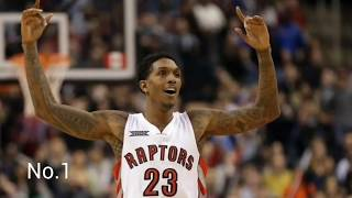 Lou Williams Top 10 Plays of his Career