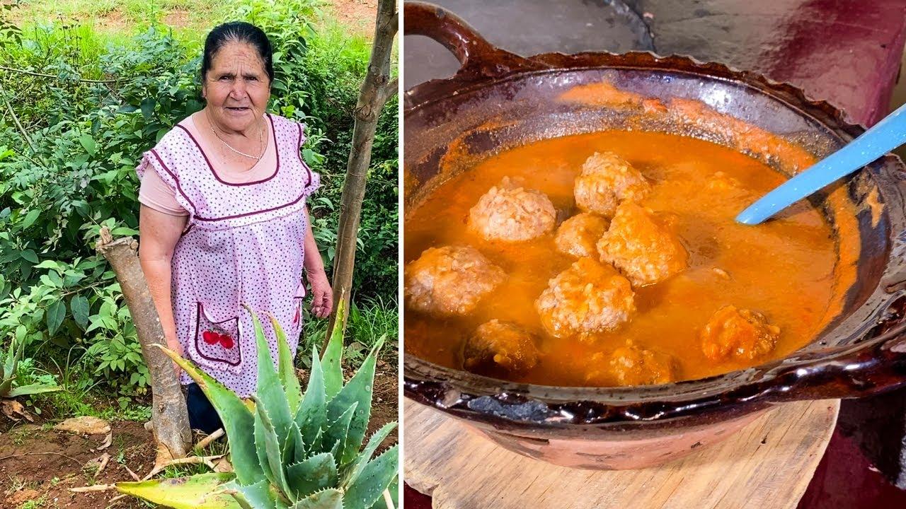 Albondigas De Huevo Rancheras De Mi Rancho A Tu Cocina