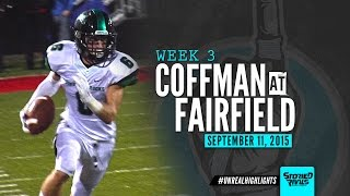 HS Football: Dublin Coffman at Fairfield [9/11/15]