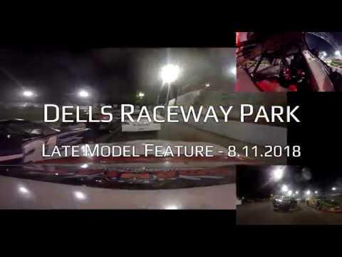 Dells Raceway Park :: Late Model Feature - 8.11.2018