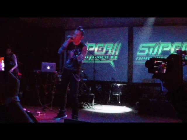 Super Dragon Punch!! - Sense . live at BIMFEST XV
