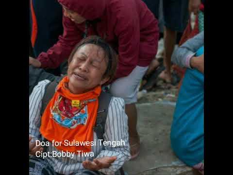 Lagu Manado Untuk Korban Gempa & Tsunami di Palu dan Sekitarnya