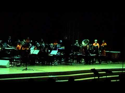 SIS Winter Concert 2015 - Viking Band - Ancient Voices