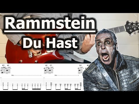 rammstein---du-hast-(guitar-cover-tutorial-with-tabs)