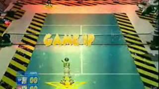 Gum VS Beat - SEGA Superstars Tennis *Xbox 360*