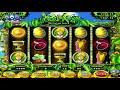 Vampire Jackpot Video Slot Casino Gambling Single Screen ...