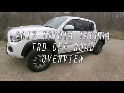 2017 toyota tacoma trd off road review start up pros and cons youtube. Black Bedroom Furniture Sets. Home Design Ideas