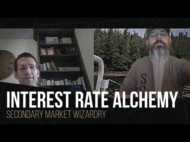 Interest rate alchemy