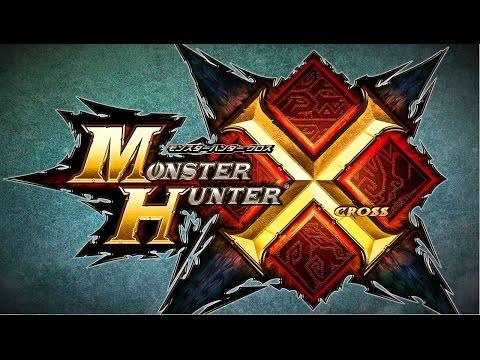 『モンスターハンタークロス』プロモーション映像