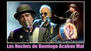 LAS NOCHES DE DOMINGO ACABAN MAL JOAQUIN SABINA 2017