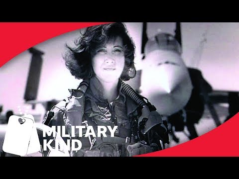 Hero pilot was one of Navy's first female fighter pilots