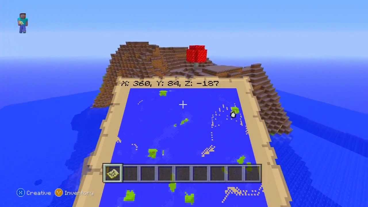 cool minecraft world seeds for xbox - Stampys lovely world ...
