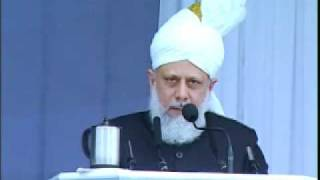 Lajna Imaillah UK Ijtema 2009 - Part 3 (Urdu)