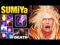 SUMiYa Invoker Dota 2 - Even Anti-mage Can't Escape From His Combo