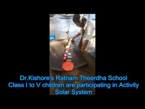 Activity : Solar System