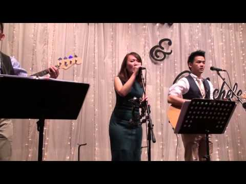 Wedding Live Band @ Happy Fish (Malaysia) - Beevers - Locked Out In Heaven