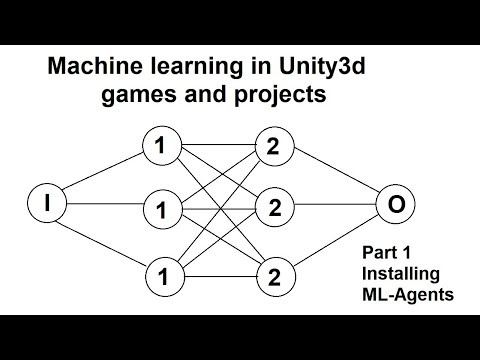 Machine Learning (ML-Agents)   Unity3d