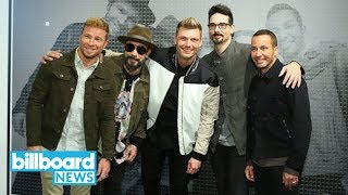 Take a Look at 'Backstreet Boys: The Experience' Exhibit at the Grammys Museum | Billboard News
