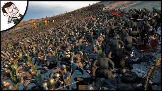MASSIVE 16000 STANNIS v RENLY SURVIVAL BATTLE! Seven Kingdoms Total War Gameplay