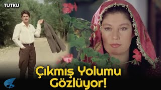 Tutku Türk Filmi   Gülsüm, Şerif Ali'nin Hayaliyle Yanıp Tutuşuyor!