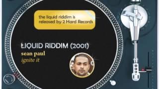 Liquid Riddim Part 2 (2 Hard Records, 2001) ft. Wayne Wonder,Sean Paul,Ce'cile,Kiprich