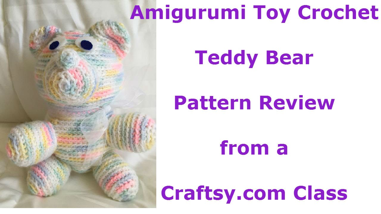 Lucas the teddy amigurumi pattern by Happyamigurumi   Crochet bear ...   720x1280