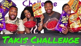 Takis Challenge