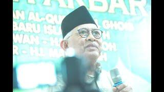 Gus Mus (KH. Musthofa Bisri) Rembang - Pengajian Akbar Ponpes Al Muniroh