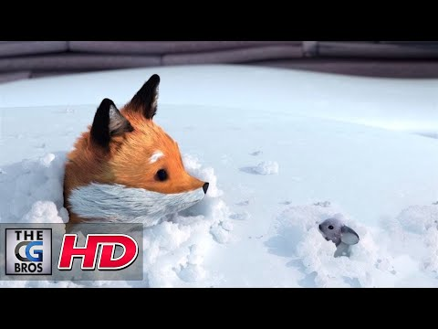 CGI **Award Winning** 3D Animated Short: 'A Fox And A Mouse' - by ESMA