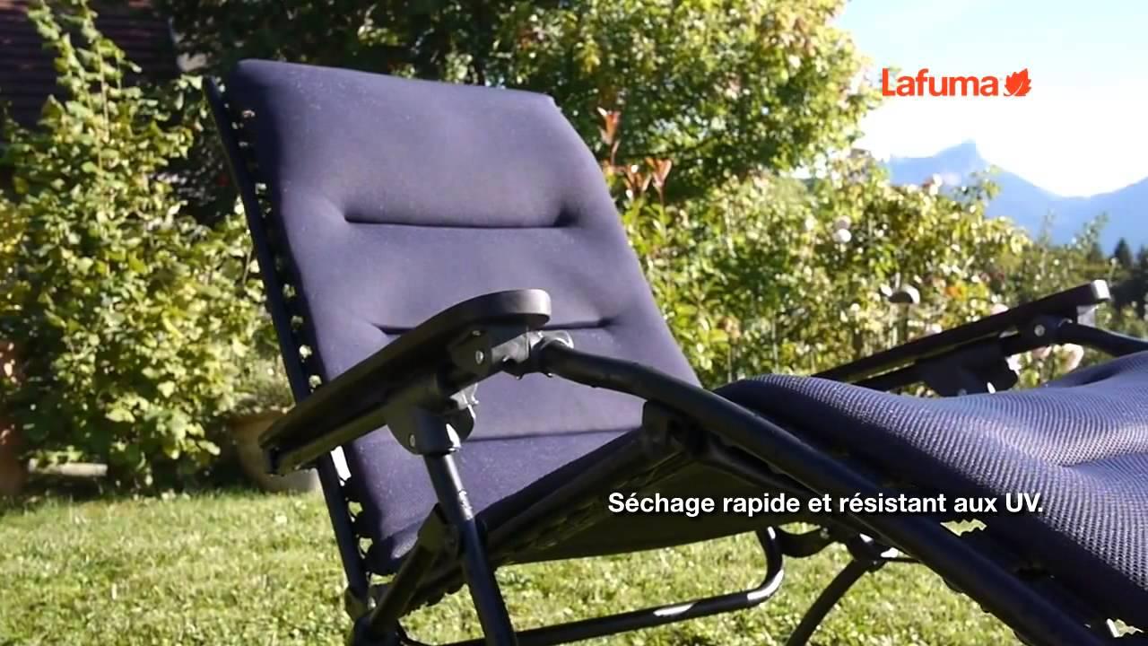 Relax Air Comfort® LAFUMA - YouTube