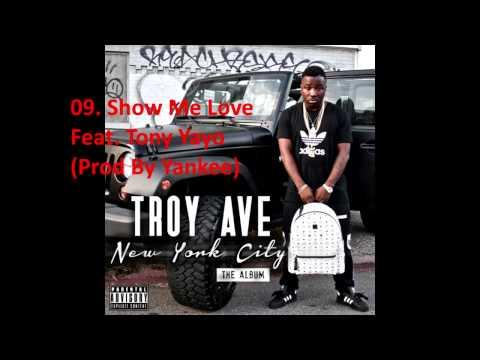 Troy Ave - New York City: The Album (Full Album)