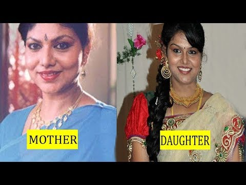 Telugu Yesteryear Actresses and Their Daughters | Tollywood Heroines & Their Daughters | Gossip Adda