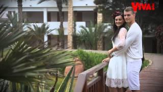 Соломия Витвицкая выходит замуж: бэкстейдж фотосессии для Viva! (www.viva.ua)