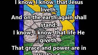 """I Know That My Redeemer Liveth"""