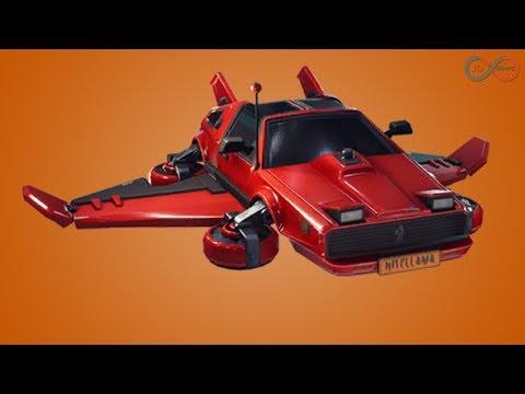 Fortnite - Hot Ride Glider (Beat) 10 Hours