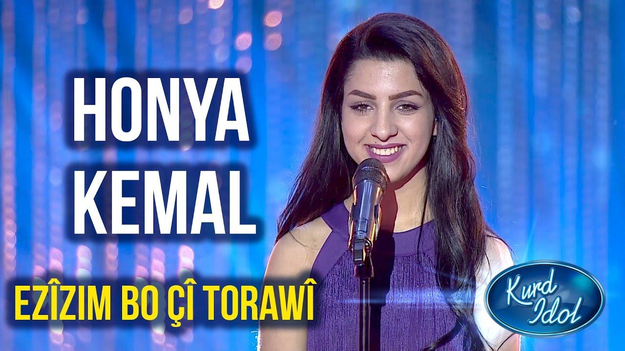 Kurd Idol - Honya Kemal-Ezîzim Bo Çî Torawî/هۆنیا کەمال- ئەزیزم بۆچی تۆراوی