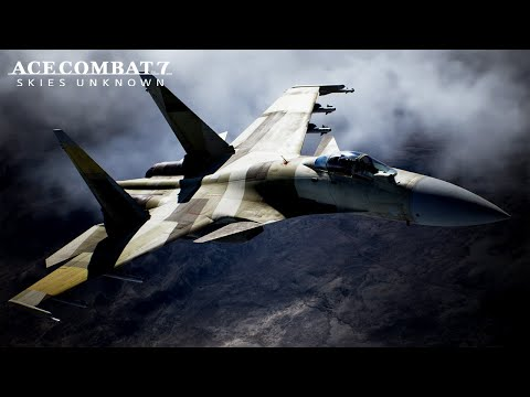 Ace Combat 7: Skies Unknown - 25th Anniversary Interview & Gameplay - PS4/XB1/PC