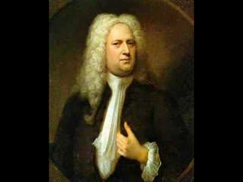 George Frideric Handel - Thine be the Glory (choral)