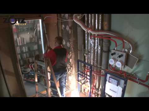 Zotz Bäderwerkstatt: Teil 2/4 - Installation Und Trockenbau