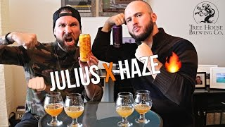 Gambar cover TRIPPIN' OVER TREE HOUSE | JULIUS vs HAZE | #Versus