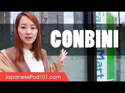 What's Inside a Japanese Convenience Store?