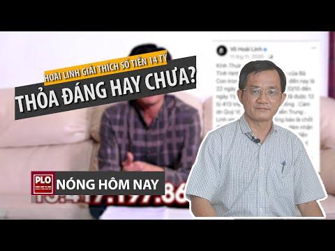 Vụ 14 tỷ thiện nguyện: Nghệ sĩ Hoài Linh giải thích có thoả đáng? - PLO