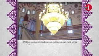 Bakara Suresi 185 187 Ayet