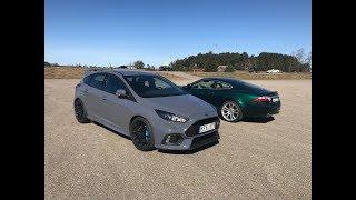 FORD FOCUS RS - Daily Sportscar | Svajonių automobiliai  | Darius Motor Hobby