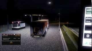 Eurotruck 2 Nuts magazine kelly brooke to Bergen
