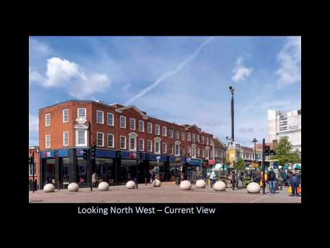 Redevelopment of Ethelbert Close (Site G) in the London Borough of Bromley