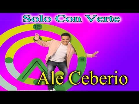 SOLO CON VERTE - ALE CEBERIO (KARAOKE)